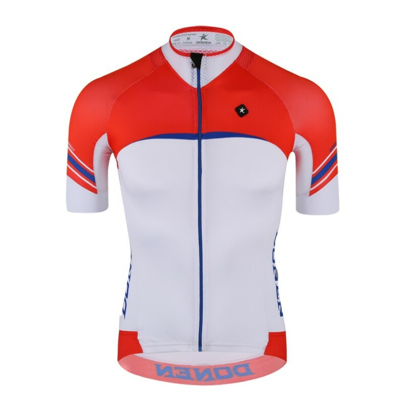 Donen Quick Dry Breathable Cycling Jersey Short Sleeve Summer Spring Men s Shirt Bicycle Wear Racing