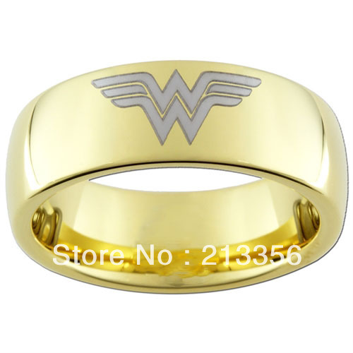 Popular Wonder Woman Wedding Rings Buy Cheap Wonder Woman Wedding