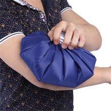 Сумка для льда пакет обертывание облегчение боли холодная терапия многоразовые для колена плеча спины XLZ9284