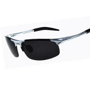 Men Sunglasses 2017 New Masculino Sunglasses Goggle Polarized Sunglass Mirrored Gafas De Sol Aluminum Multi Sun Glasses Oculos