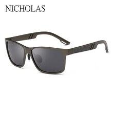 2017 Driving Sunglasses Men Polarized Brand Designer Male Night Vision Goggles Mirror Sun glasses For Men Polaroid Lens Eyewear