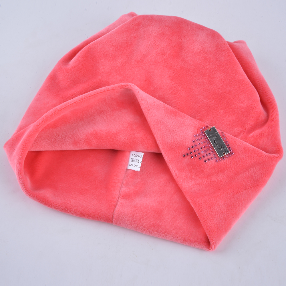Image 3 - Winter Beanie Hat Ladies Cat Girls Hats For Women Beanies Fluff Caps Russia Skullies Touca Cap With Ear Flaps-in Women's Skullies & Beanies from Apparel Accessories