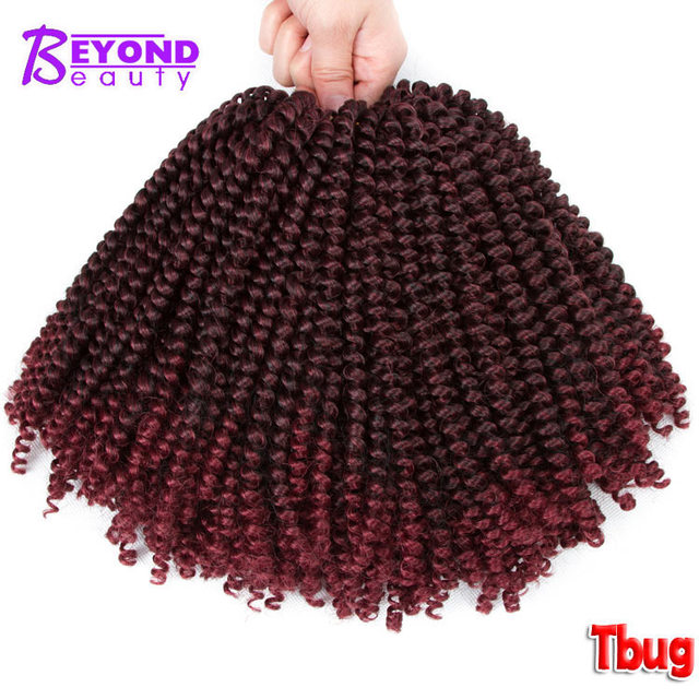Beyond Beauty Fluffy Spring Twist Hair Extensions Black