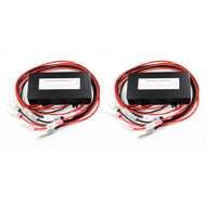 2pcs HA02 60V 72V 84V Battery equalizer used for lead-acid batteris Balancer charger for lead acid Li Li-ion lithium LiFePO4