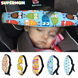 2pcs Baby Kid Belt Car Seat Head Holder Child Safety