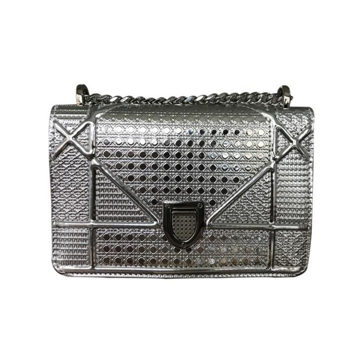 Luxury Women Bag Patent Leather Handbag Shiny Handbag Women Fashion Chain Bag New Crossbody Bag Handbag Party Clutch patent leather handbag shoulder bag for women