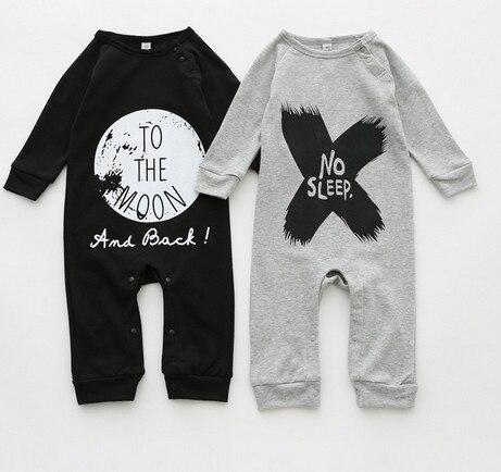 6b44acf48 Fashion Newborn rompers bebes Baby boy Romper Newborn baby clothes ...