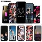 5f6534e82 WEBBEDEPP Dolan Twins Soft Silicone Phone Case for Samsung A10 A30 A40 A50  A70 M10 M20