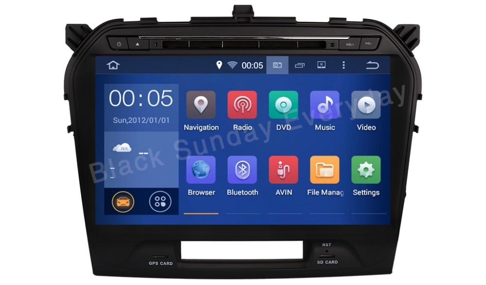 Gps Suzuki Vitara 2017 : free gifts quad core android fit suzuki vitara 2015 2016 2017 car dvd player gps radio ~ Medecine-chirurgie-esthetiques.com Avis de Voitures