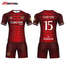 Personalized Design Soccer Uniforms For Club Football Kits Jerseys Uniforme Futebol WeaCustom Any Logo Numbers Camisa De