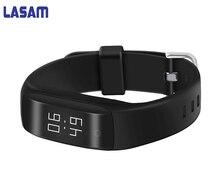 C5 ультра тонкий Водонепроницаемый Bluetooth 4.0 Смарт-часы с фитнес-трекер монитор сердечного ритма SMS напоминание для Android/ IOS