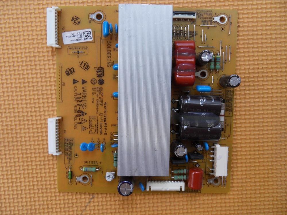 EAX62081001 EBR68342001 E52483 Good Working Tested p5wd2 e board p5wd2 e tested working