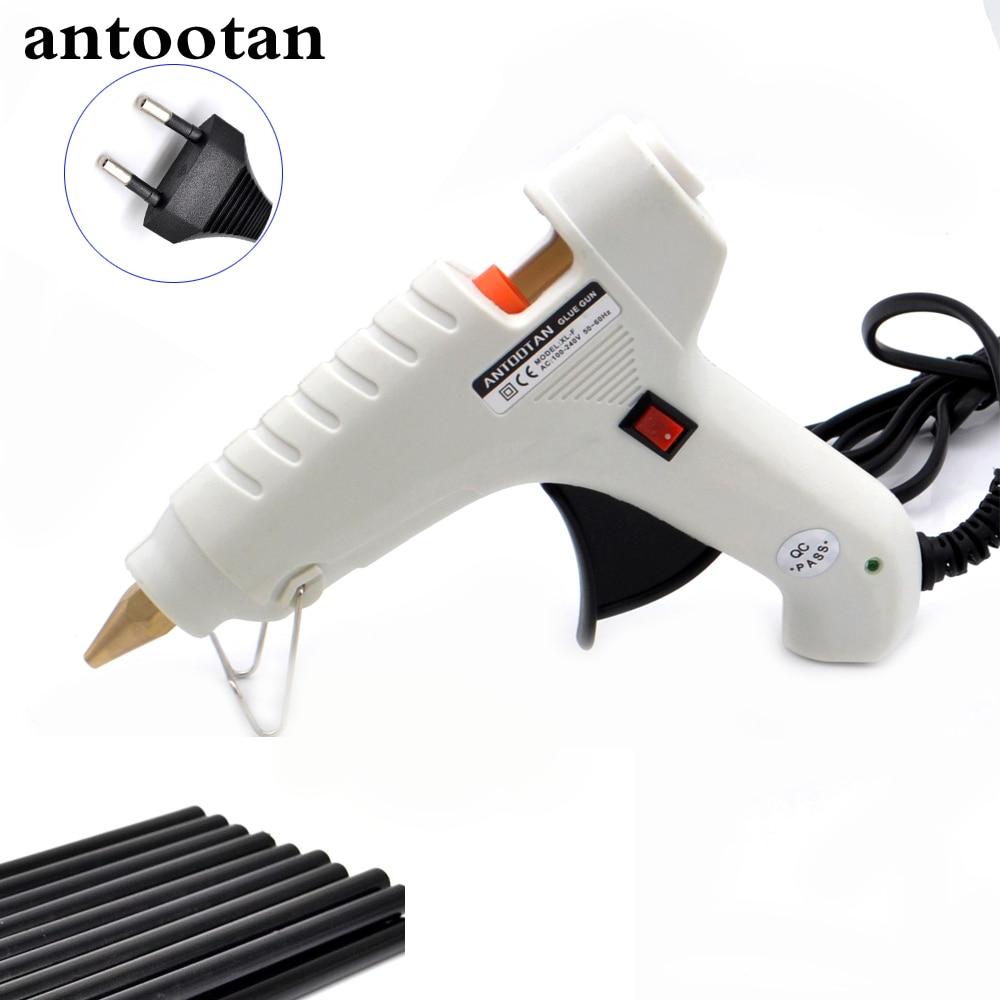 60W Pistola per colla a caldo professionale Riscaldatore ad alta - Utensili elettrici - Fotografia 2
