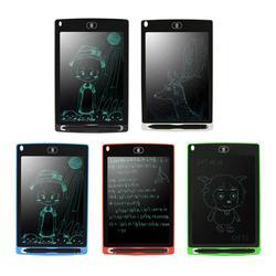 8.5 дюйма Портативный красочные ЖК-дисплей записи Чертёжные доски Планшеты блокнот электронный Графика цифровой почерк с магнитной