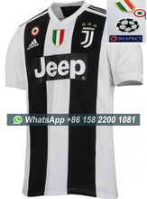 2019 Juventus home soccer jersey + all patches RONALDO 7# DYBALA 18-19 Juventus Football shirt with all patches Size S-XL(China)
