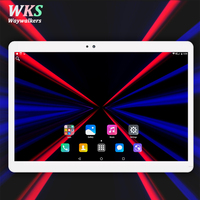 Free Shipping 10 1 Inch Android 7 0 Tablet PC Octa Core 4GB 64GB Dual SIM