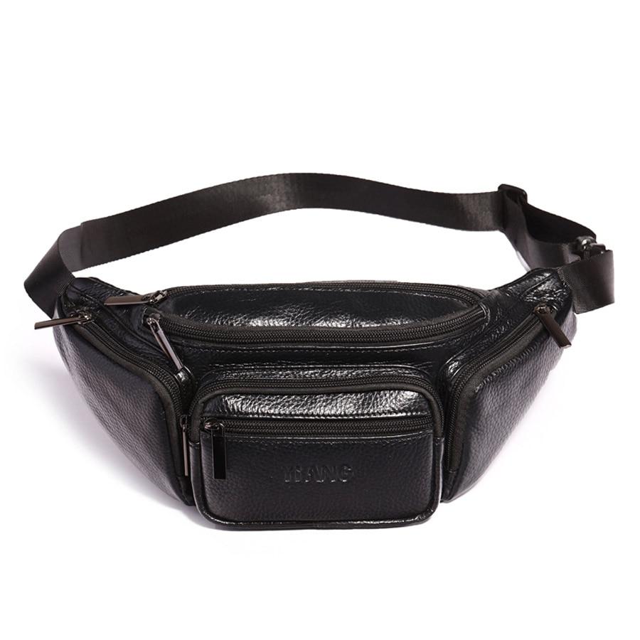 Unisex Waist Purse Colorful Raccoon Fanny Pocket Adjustable Running Sport Waist Bags Black