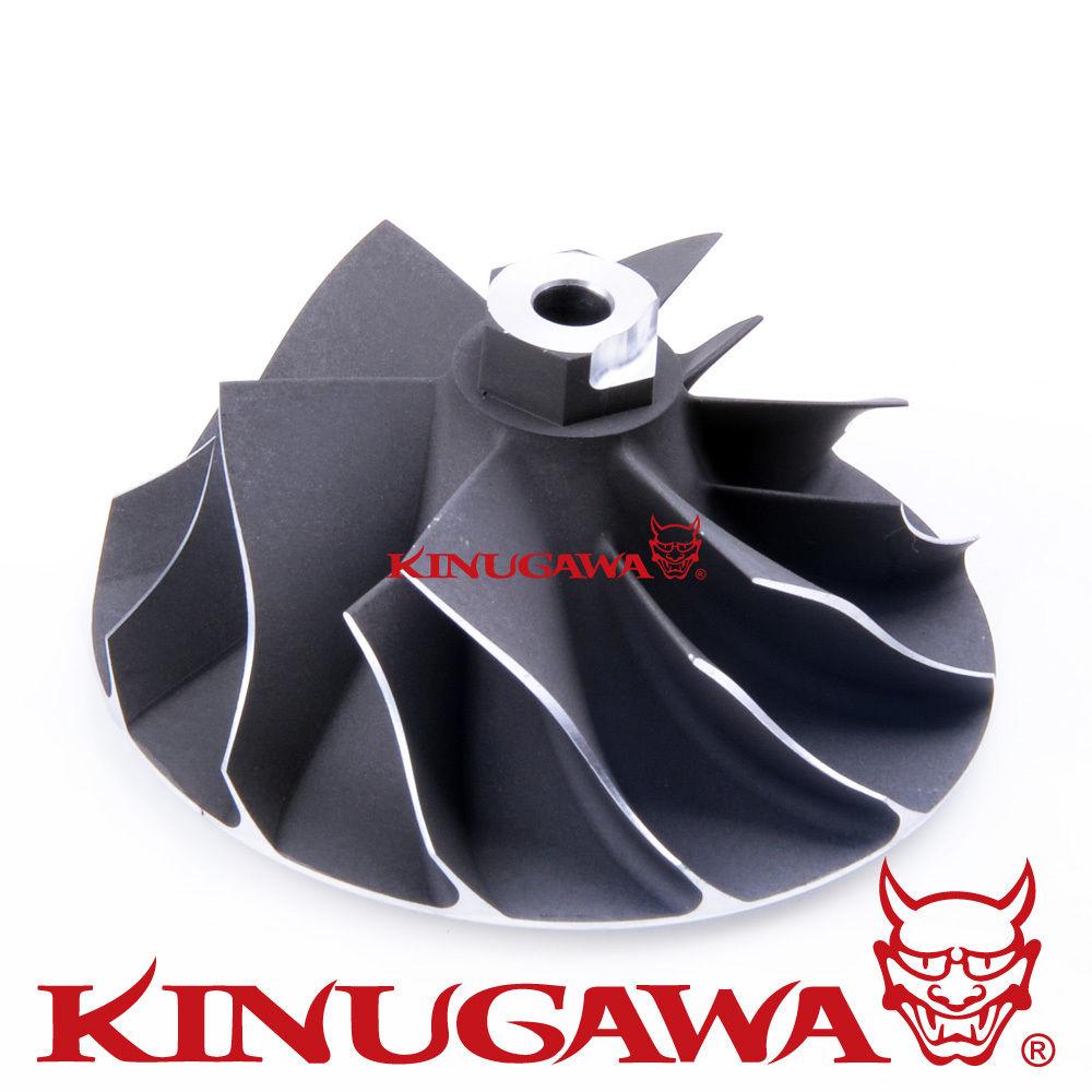 Kinugawa Turbo Kompressor rad 53 1/71mm für Garrett GT2871R GT3071R GT2835-in Turbolader & Teile aus Kraftfahrzeuge und Motorräder bei title=