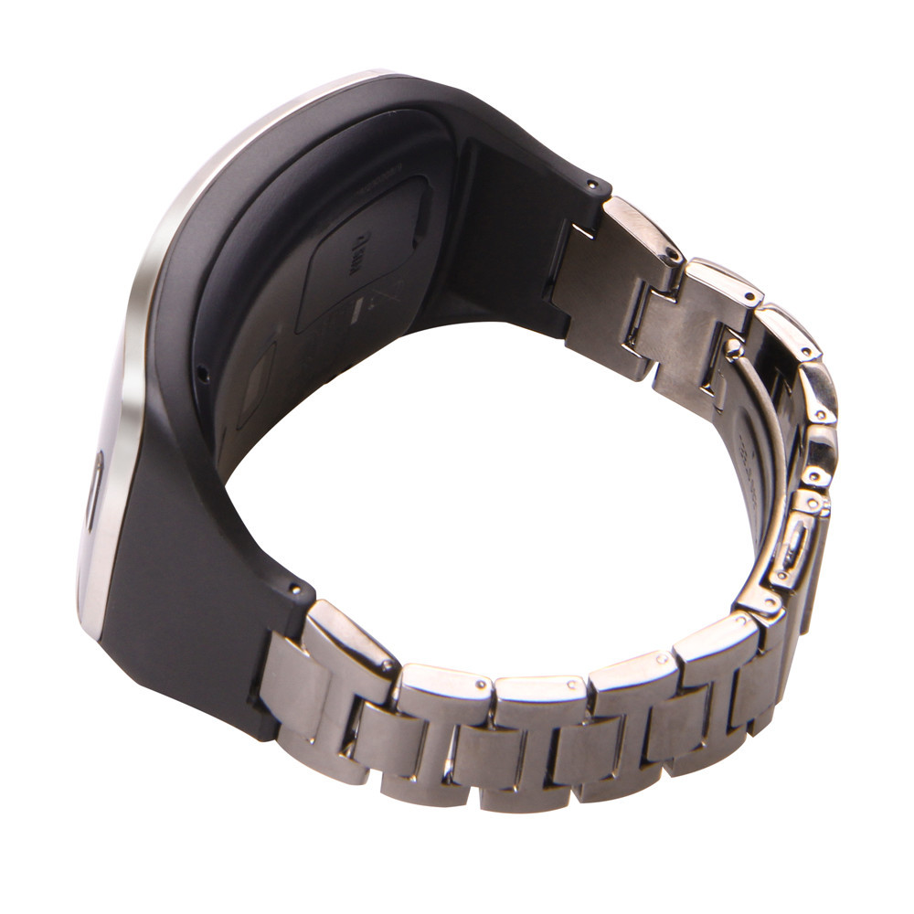 8f97c850a7c Pulseira para samsung gear s sm r750 cinta de metal em aço ...