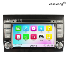 7 inch Car DVD GPS For Fiat Bravo 2007 2008 2009 2010 2011 2012 Car Stereo Radio Navi with bluetooth 3g WiFi free map canbus