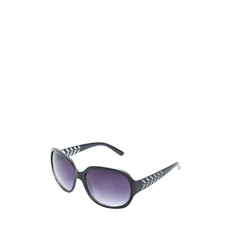 Sunglasses MODIS M181A00476 sunglasses glasses for female TmallFS stylish pink crossbar cut out mirrored sunglasses