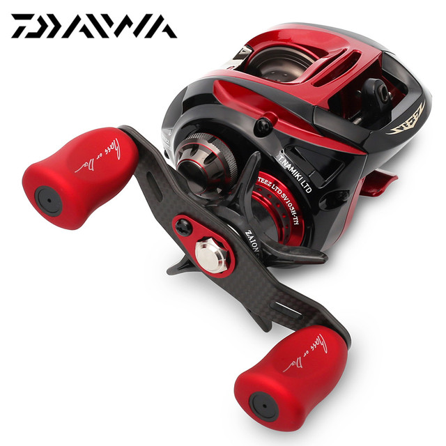 11683684304 100% Original DAIWA STEEZ LIMITED SV 103H-TN 103HL-TN Right Left Hand  Baitcasting Fishing Reel 6.3:1 148g Max Drag 4kg 11+1BB