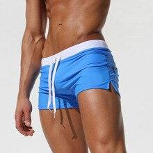 Drop Shipping Summer Beach Mens Shorts Pantaloneta Playa Surf Board Swiming Men Fashion Breathable