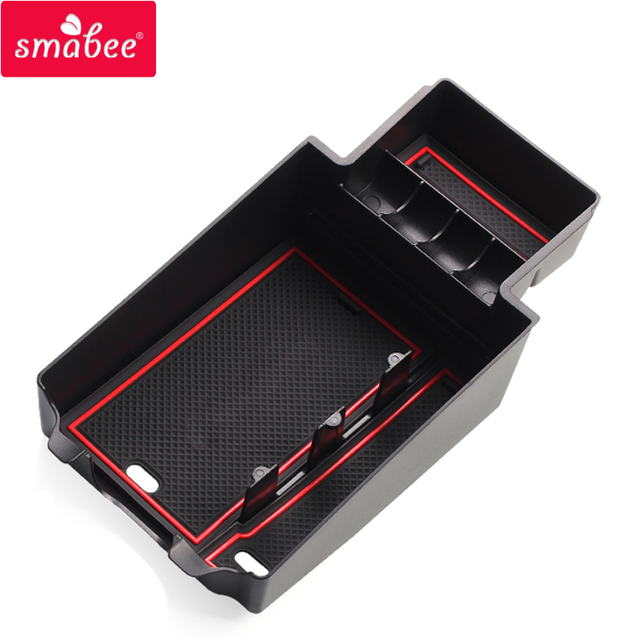 for Mercedes Benz A-Class CLA GLA W176 C117 X156 Armrest Box Storage Car Organizer Accessories 2013 2014 2018 A45 200 220 180