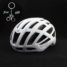 ca15b184c2d95 Capacete da bicicleta EPS + PC capacete Integralmente-moldado Capacete de  Ciclismo 2018 Novo casco