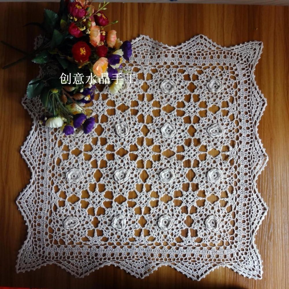 Crochet Sofa Cover For Sale