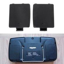 1 Set For Sega GG Handheld System Battery Door Cover For GameGear GG L R Left Right AA Battery Lid