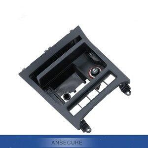 Автомобильная Черная передняя пепельница 5 отверстий для Volkswagen VW Golf 6 MK6 MK5 Jetta Scirocco EOS 5K0 857 961 5K0857961