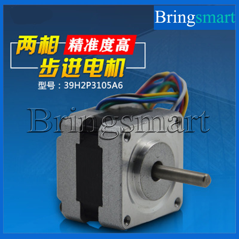 цена на Bringsmart 39 DC Motors Miniature motors Two-Phase Stepper Motor 1.8 Degree Low Speed motor
