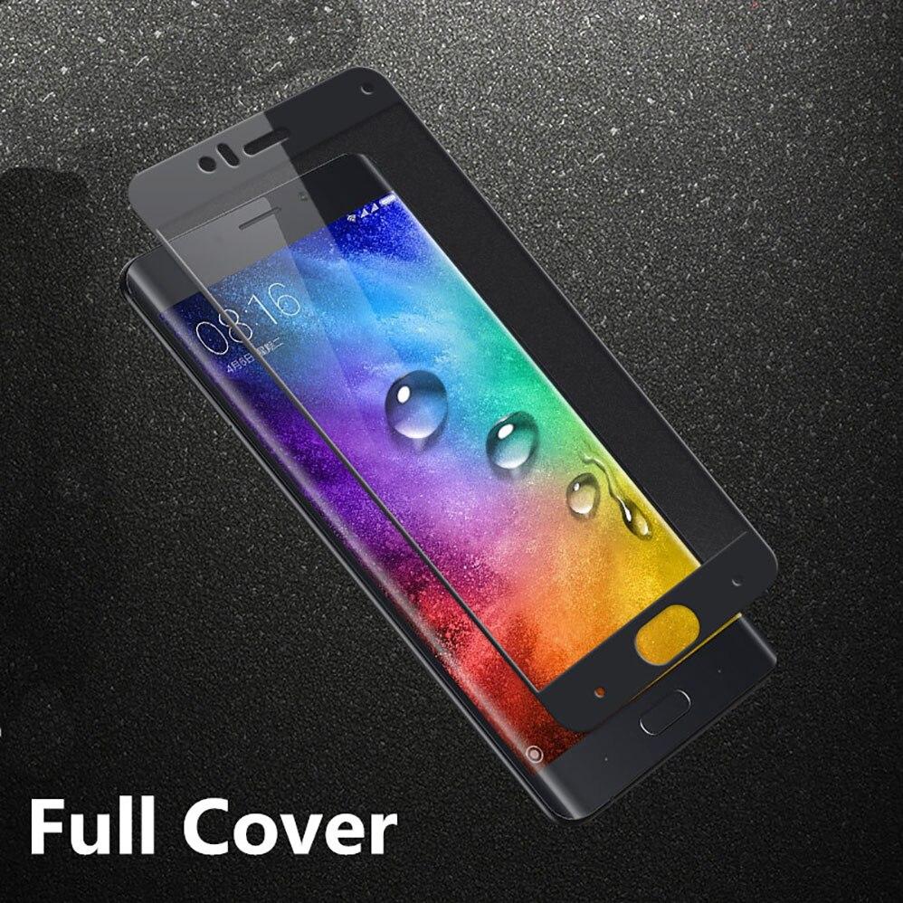0.3mm 2.5D 9H härdat glasskärmskydd Transparent TPU silikonfodral - Reservdelar och tillbehör för mobiltelefoner - Foto 6