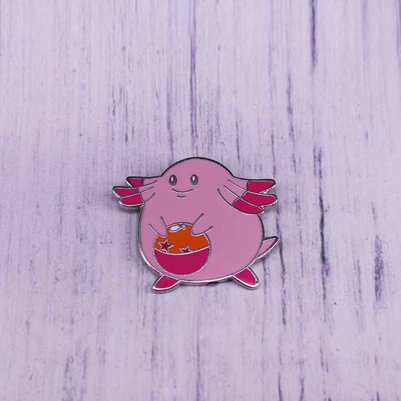 Chansey Rồng Bóng Pin Chansey Từ Pokemon GO Men Pin