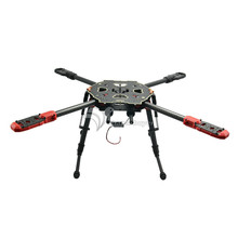 Tarot TL65S01 Tarot 650 Sport Quadcopter Drone with Electronic Folding Landing Gear for FPV Photography