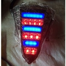 For YAMAHA YZF R15 Motorcycle Taillights LED Taillamp RED Tail light Modified turn signal lamp stoplight