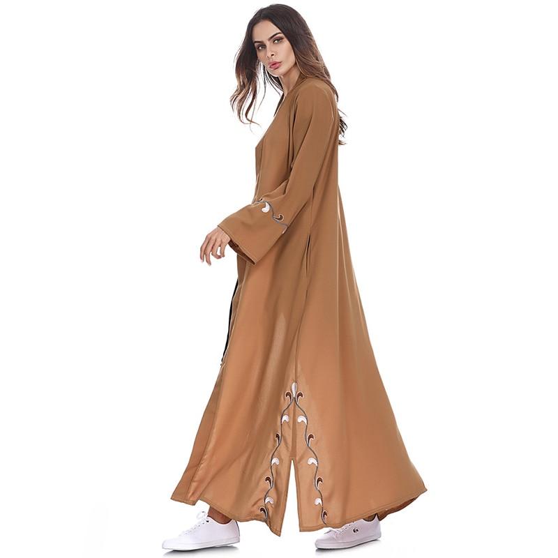 abaya islamic long dress 4