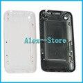 Белый или Черный Назад крышка Батарейного Отсека корпус для Apple Iphone 3G 3GS 8 ГБ 16 ГБ 32 ГБ Задняя крышка Батарейного Отсека Жилищного случае
