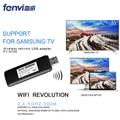 Wifi Audio Empfänger PC Wireless Hdmi Adapter Dual band 5G 300Mbps USB Wifi Adapter Für Smart TV Samsung WIS12ABGNX WIS09ABGN-in Funkadapter aus Verbraucherelektronik bei