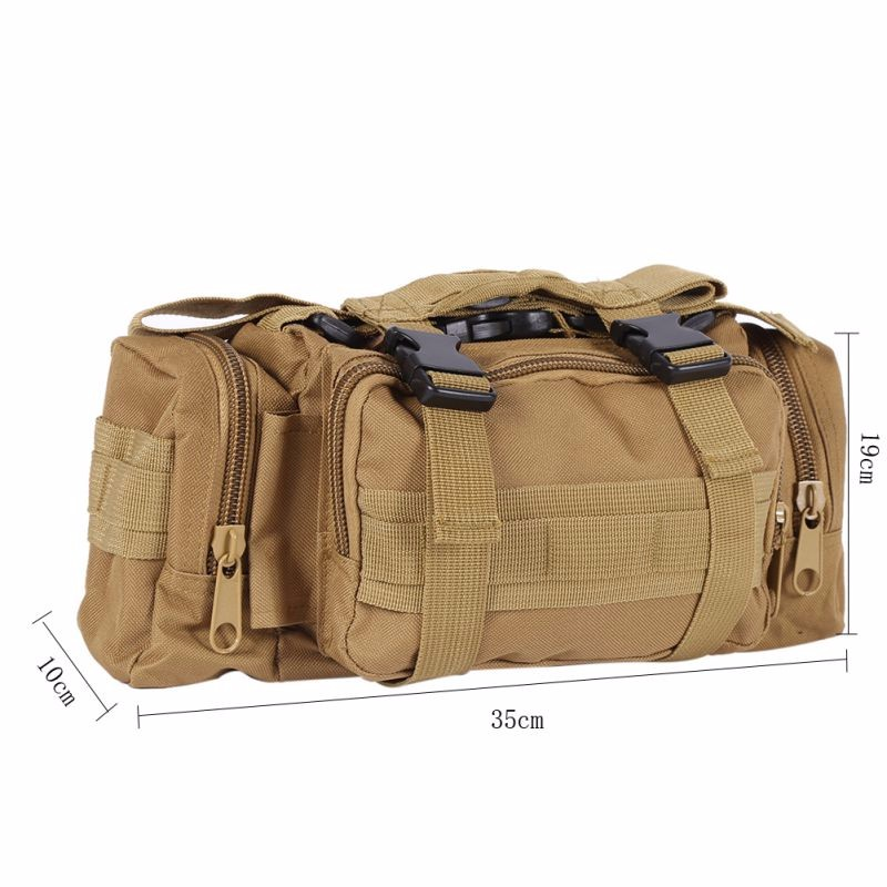 45 Liter Tactical Molle Backpack