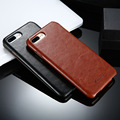 FLOVEME Vintage Flip Leather Case for iPhone 6 6s 7 / 7 Plus Deluxe Grease Glazed Vertical PU Leather Phone Cover For iphone6
