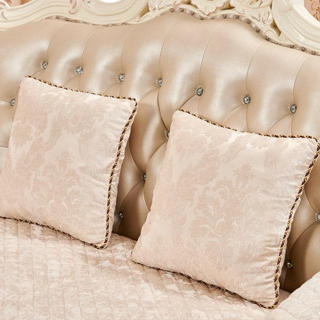 European Cushions Luxury Decorative Throw Pillows Cushion Sofa Impressive Upscale Decorative Pillows