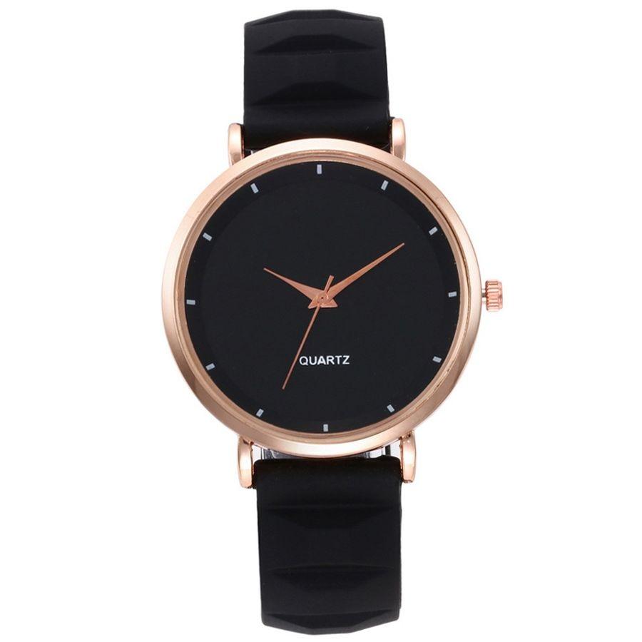 2020 Fashion Jelly Silicone Women Watches Fashion Wathes Luxury Brand Casual Ladies Quartz Clock Wristwatches Clock Montre Femme
