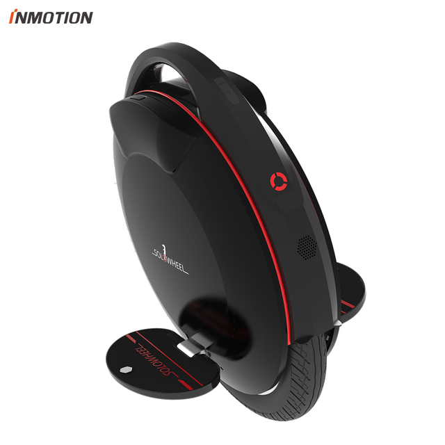 Solowheel Glide 3 Electric Unicycle Self Balancing Scooter Monowheel Onewheel Hoverboard EUC By INMOTION