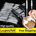 With Logo 100 pcs/lot 3.5mm in-ear S6 Headphones Earphones with Mic Earphones For Samsung Galaxy S3 S4 S5 Headset Free DHL