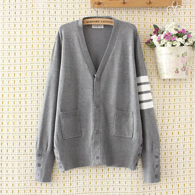 Plus size 4XL knitted wool women Cardigan patchwork coat 2017 new fashion autumn fashion ladies sweater female knitwear coat