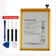 Original HB496791EBC Li-ion phone battery For Huawei MATE 1 Ascend MT1-U06 MT2-L02 MT2-L05 MATE 2 Mate1 Mate2 3900mA