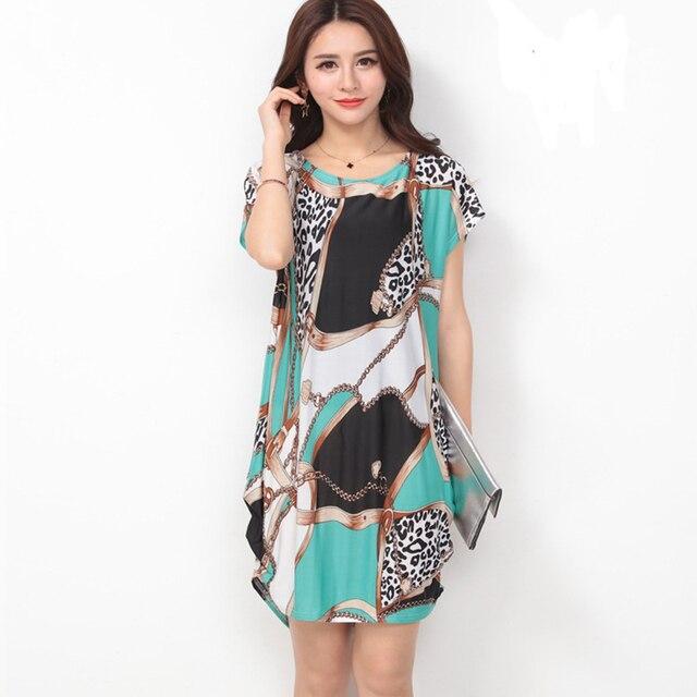 Hot 2017 Spring women dress Home leisure Sleep skirt Dress