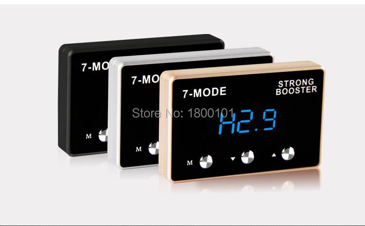 Car pedal case accessories electronic Throttle Controller for 2014 changan CX20 LIFAN X60 JMC Yusheng Yuhu Geely EMGRAND EC7-RV